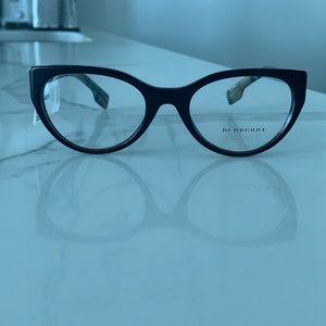 Burberry eyeglasses without prescription